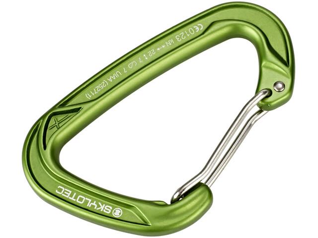 Skylotec X-Clip Karabinek zielony